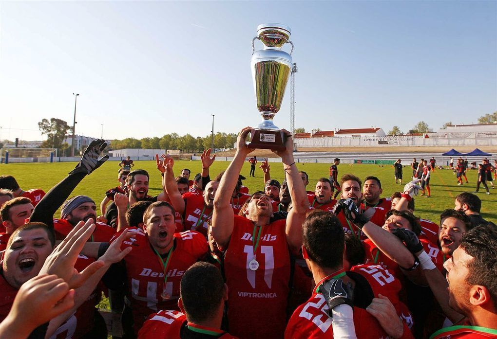 Lisboa Devils Capture 2nd straight crown in Portugal - American Football International