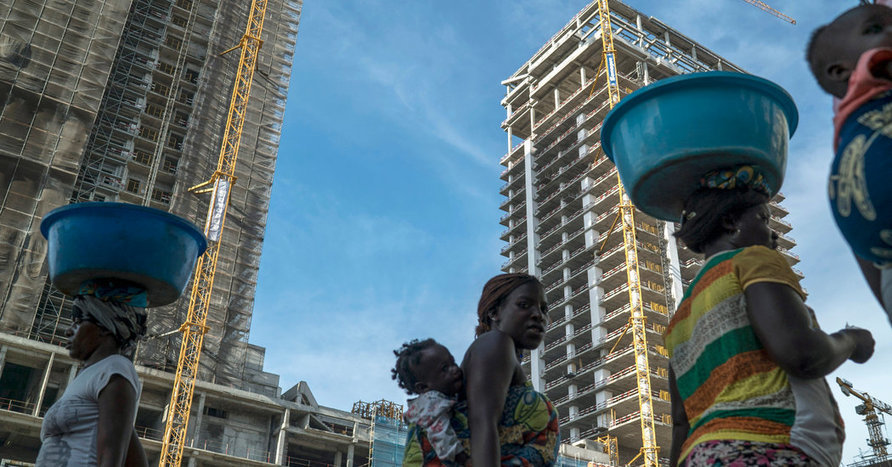 Angola's Corrupt Building Boom: 'Like Opening a Window and Throwing Out Money'