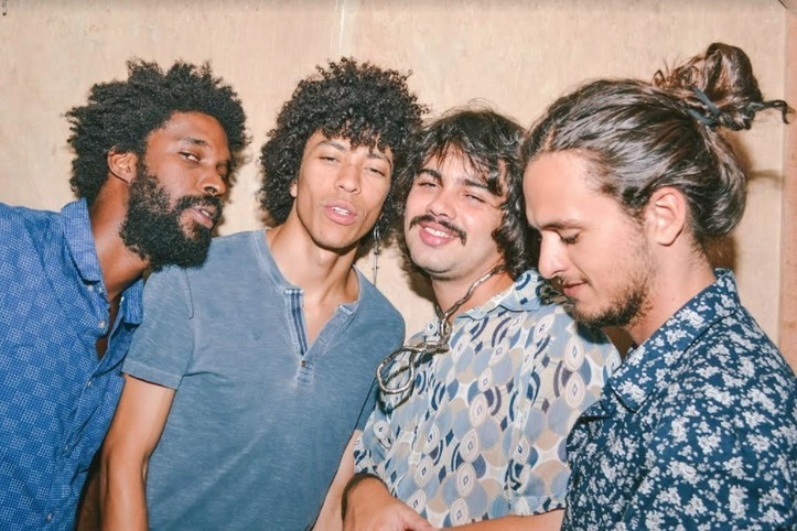 Brazilian psych rockers Boogarins share surprise new album Lá Vem a Morte: Stream
