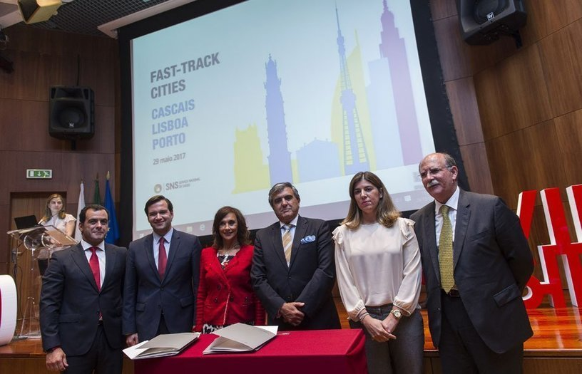 Cascais, Lisbon and Porto sign the Paris Declaration on ending the AIDS epidemic in cities | UNAIDS