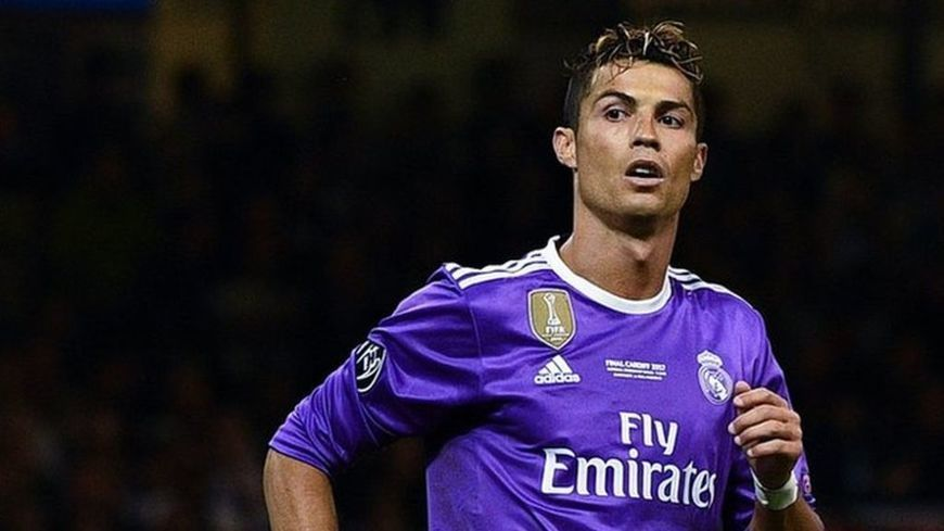 Cristiano Ronaldo denies tax evasion accusations - BBC News