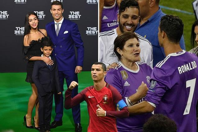 Cristiano Ronaldo officially father of twins as Portugal release him from duty