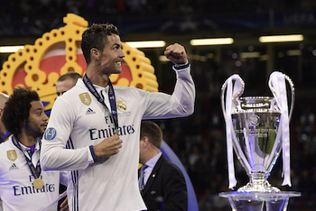 I'm delighted, I'm Champions League's top scorer again - Cristiano Ronaldo - Vanguard News