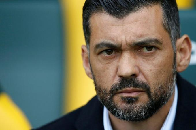 Nantes coach Conceicao agrees to join Porto