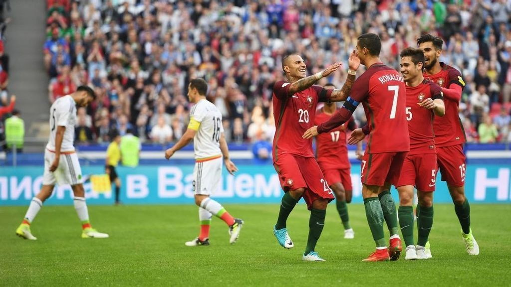 Portugal vs. Mexico - Football Match Report - June 18, 2017 - ESPN