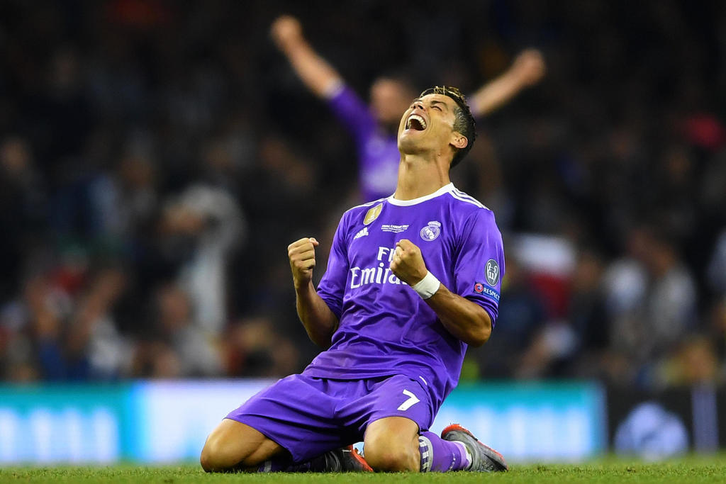 Soccer star Cristiano Ronaldo tops Forbes' ranking of best-paid athletes