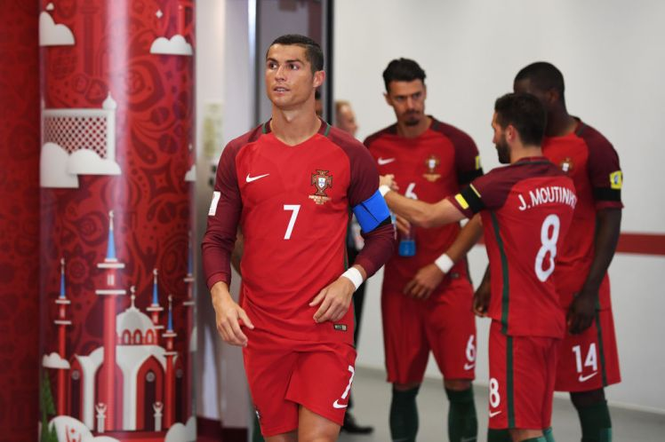Cristiano Ronaldo speaks for the first time after Portugal draw with Mexico