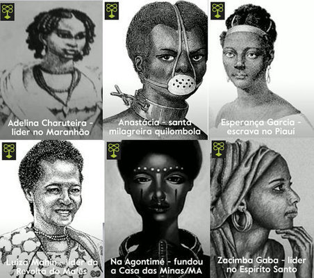 17 black Brazilian women who fought against the institution of slavery that you won't find in history textbooks