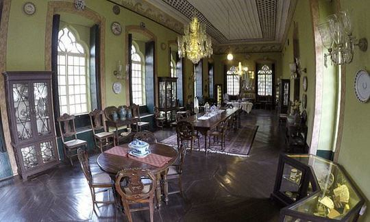 Aged Portuguese mansion a window into India colonial history
