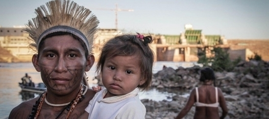 Brazilian Indigenous Group Occupies Amazon Dam, Halts Construction To Demand Rights - Intercontinental Cry