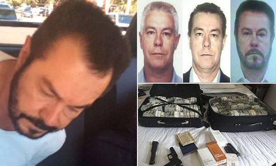 Brazilian drug lord who evaded police for 30 years is arrested
