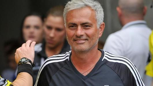 Jose Mourinho says Manchester United 'better equipped' for title bid