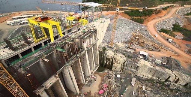 Laúca dam, in Angola, starts producing power