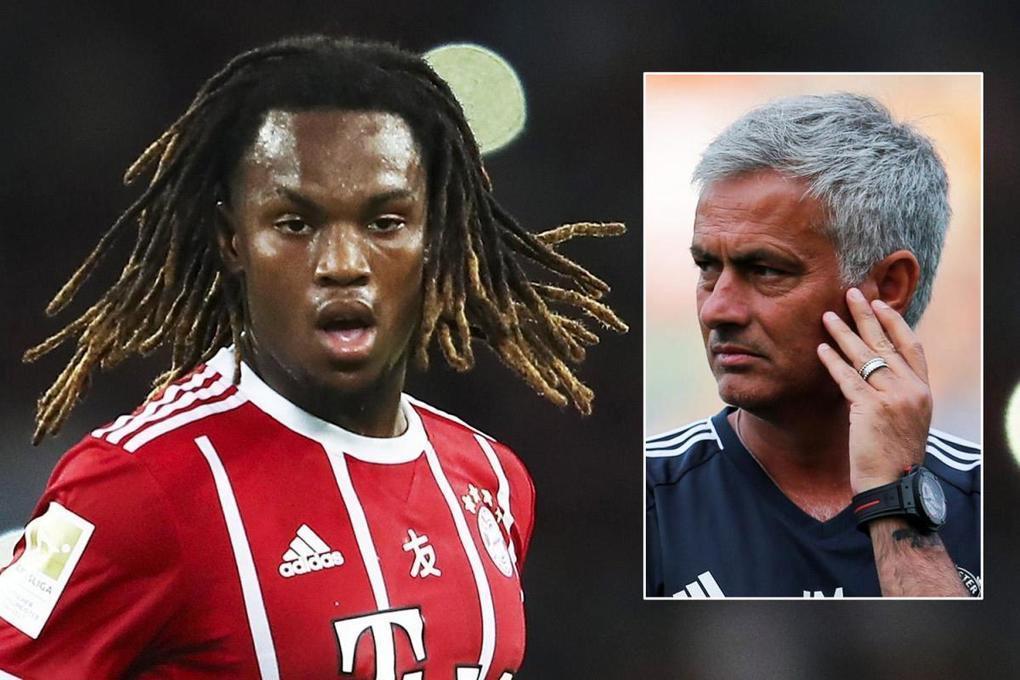 Manchester United boss Jose Mourinho put on red alert over Bayern Munich star Renato Sanches