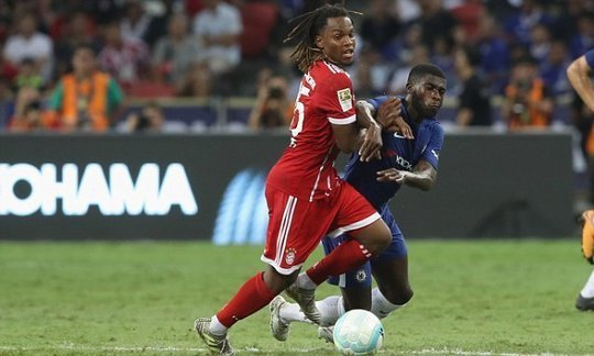 Manchester United set to miss out on Renato Sanches