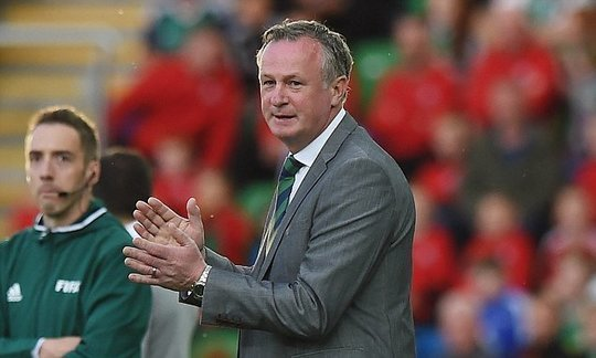 Northern Ireland reach highest ever FIFA world ranking spot