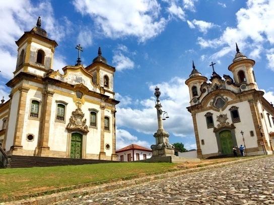 Road trip along the historic Estrada Real (Royal Road) in Brazil