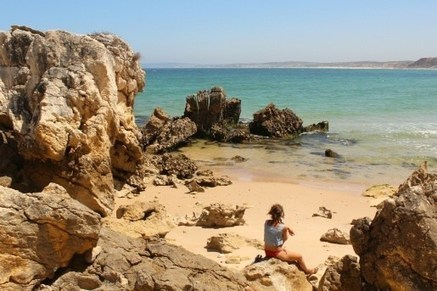 Secret Beaches of Portugal Wild Guides