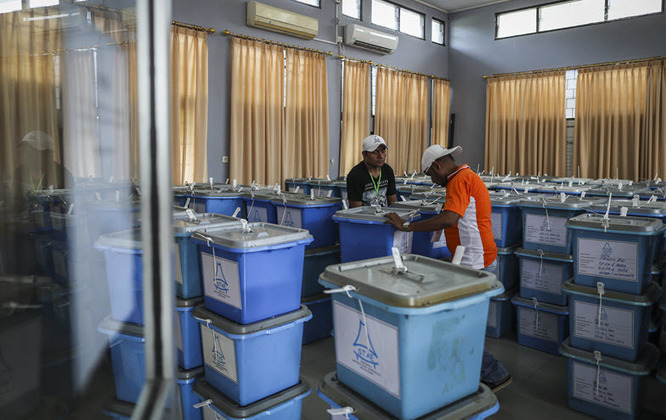 Which parties will form a governing coalition in East Timor?
