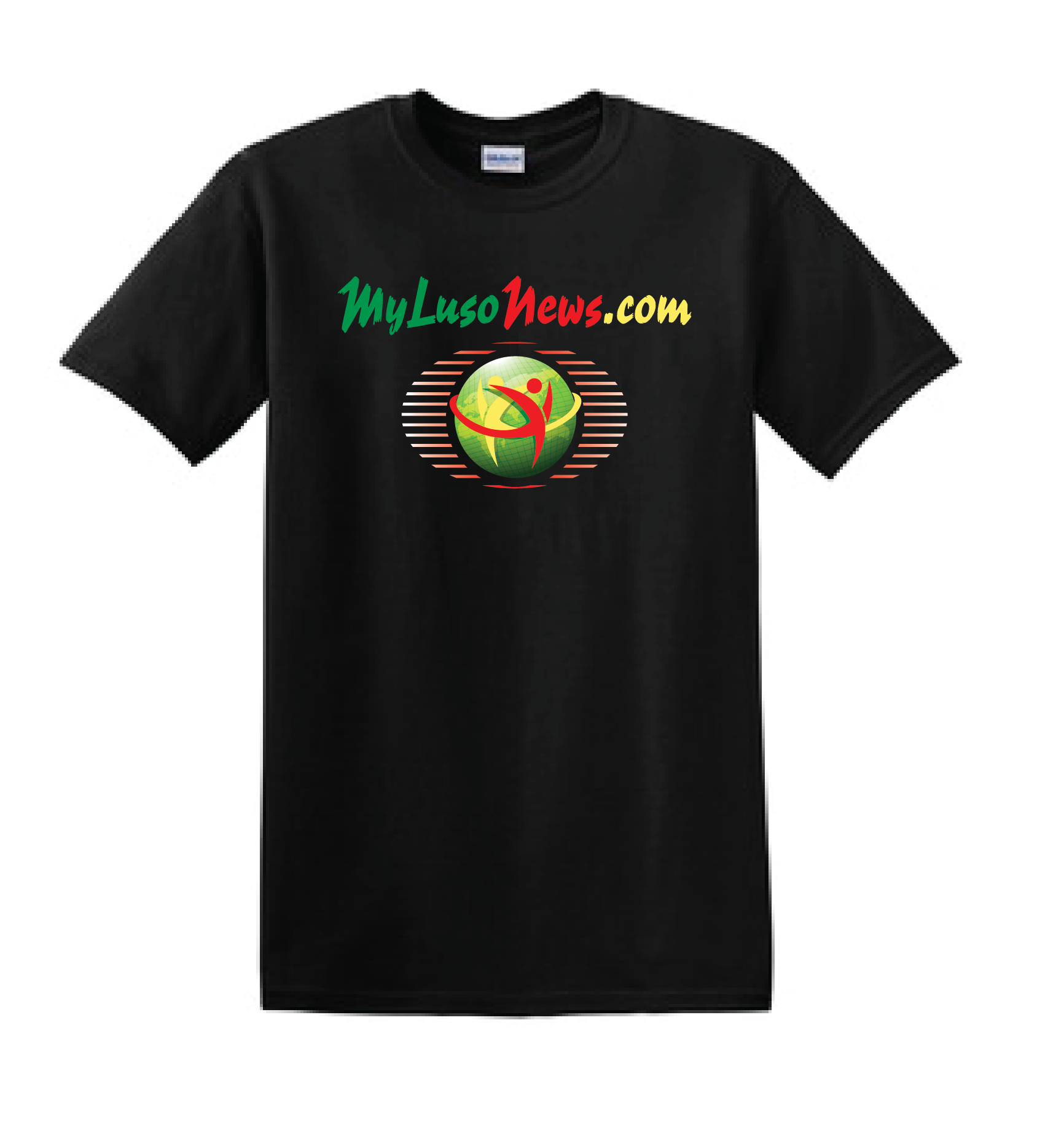 Mylusonews T-shirt