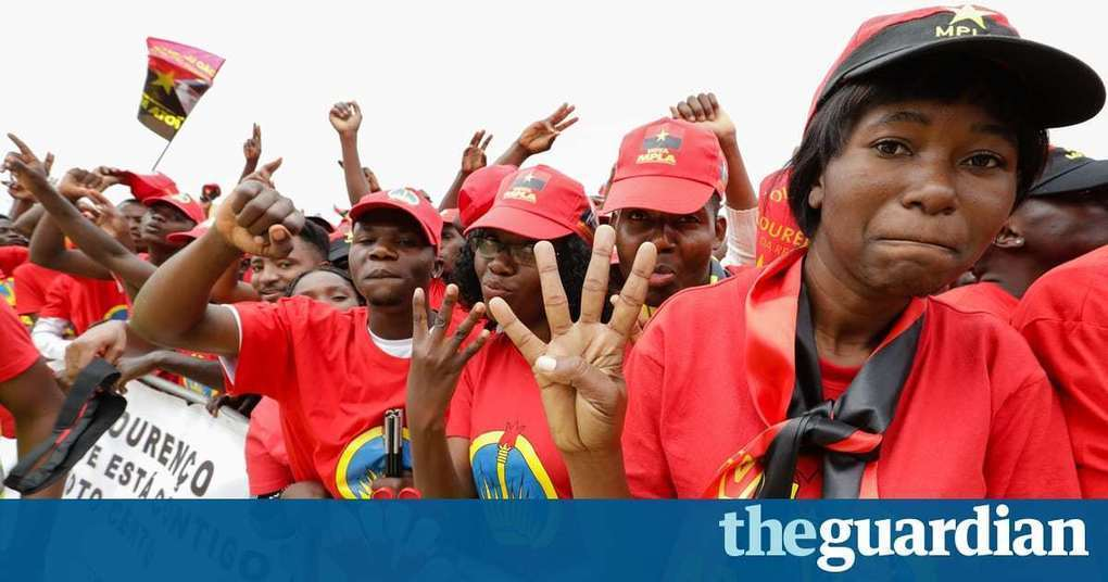 Angola on cusp of change after 40-year journey from Marxism to crony capitalism