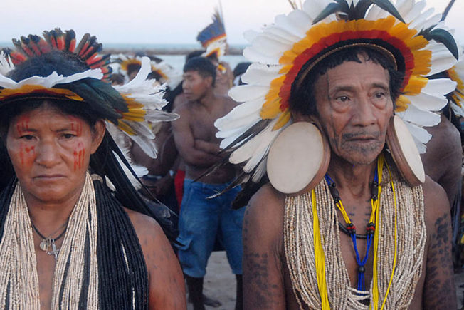 Brazil's Temer threatens constitutional indigenous land rights