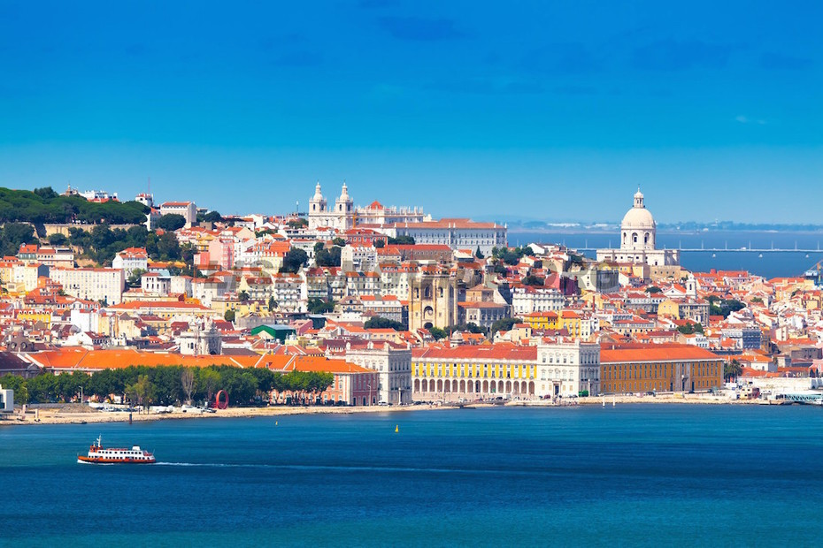 Lisbon's surfer-led renaissance