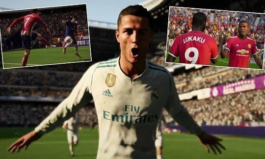 New FIFA 18 trailer released featuring the biggest stars