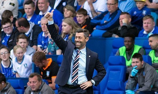 Pedro Caixinha claims new-look Rangers are gelling