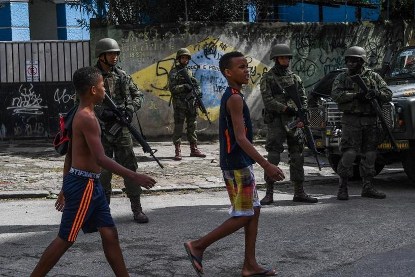 Rio De Janeiro, Brazil Is A Complete Mess