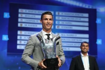 Ronaldo named UEFA player of season for 2016-2017 - Vanguard News