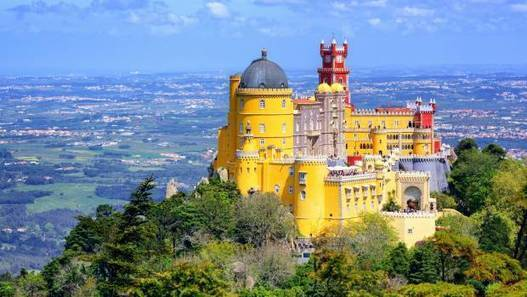 Sintra, Portugal: The real, controversial reason why afternoon tea was invented
