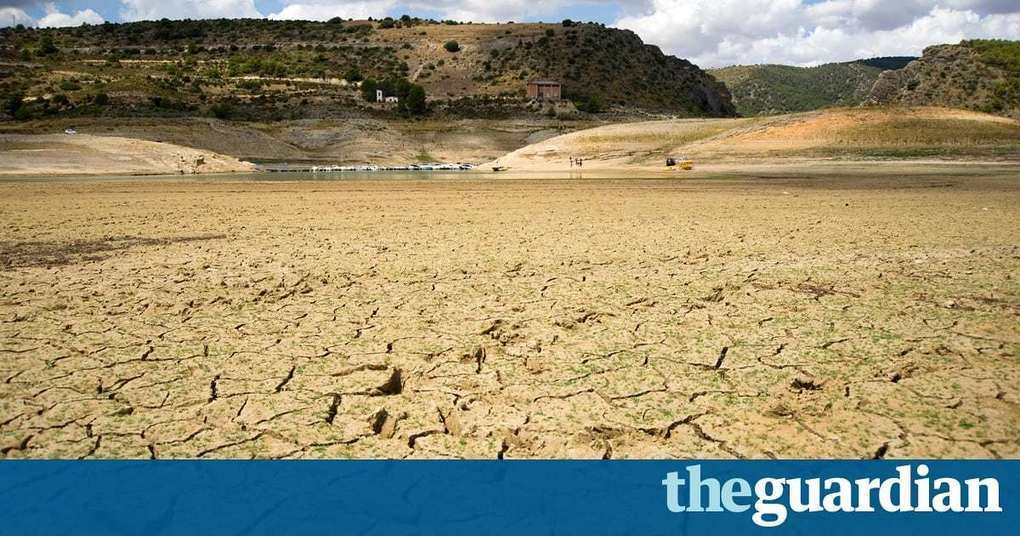Tagus river at risk of drying up completely