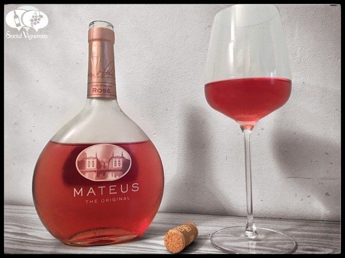 What is Mateus Portuguese Rosé Wine Worth? - Social Vignerons