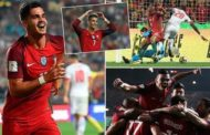 Portugal 2-0 Switzerland: Ronaldo and Co secure World Cup spot