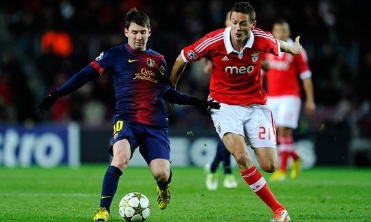 United's Matic reveals influence Benfica had on his development