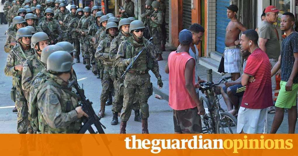 Brazil must legalise drugs – its existing policy just destroys lives | Luís Roberto Barroso