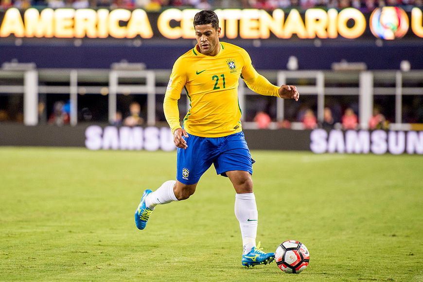 Brazil star that dreams of Arsenal reveals Premier League offer