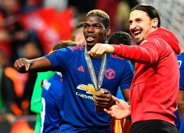 Paul Pogba AND Ibrahimovic give Man Utd massive injury boost ahead of Newcastle