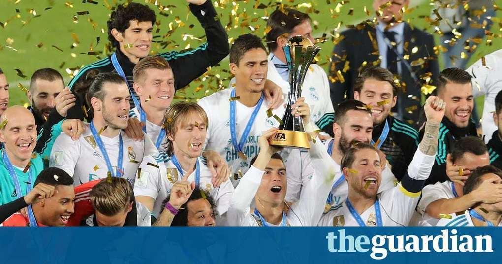 Cristiano Ronaldo free-kick fires Real Madrid to Club World Cup glory