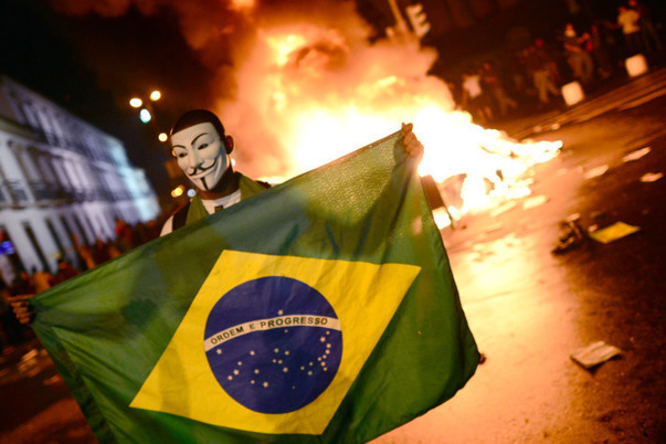 How Brazil Went From Neoliberal Success Story to Political Chaos in 10 Years