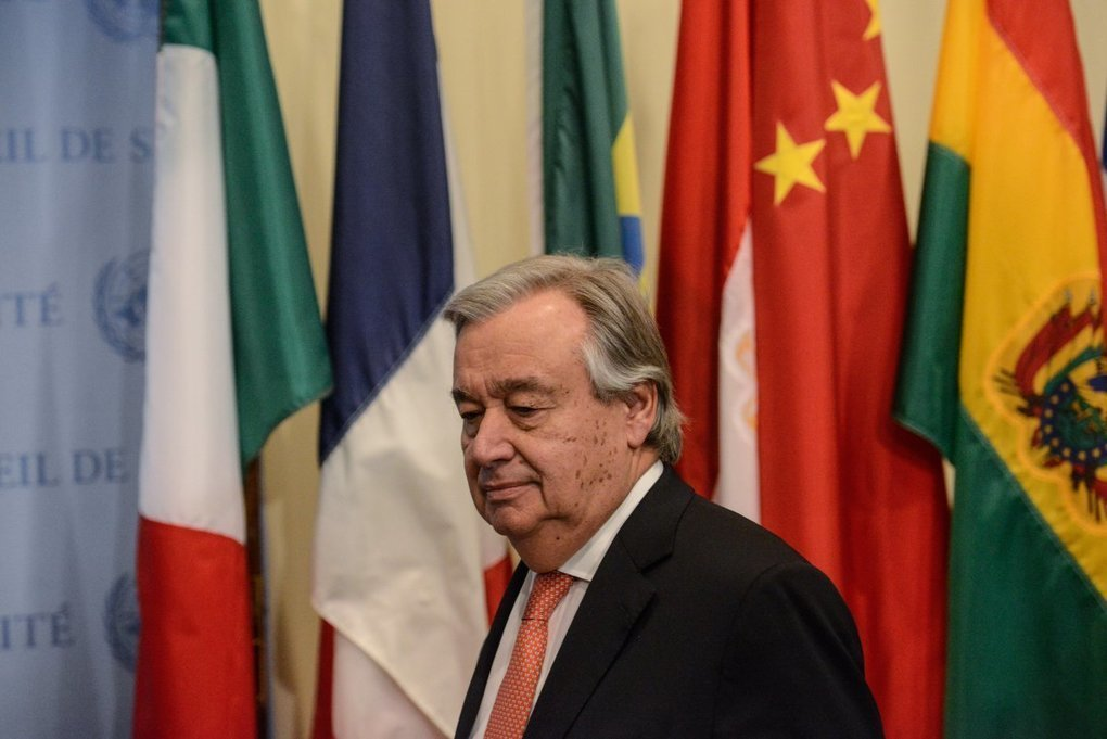 UN Chief: 'America First' Is 'Detrimental to American Interests'