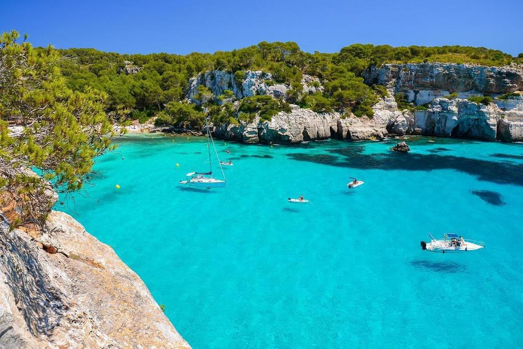 21 destinations with the bluest water in the world