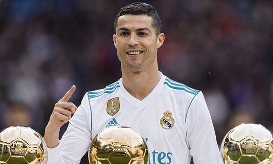 Cristiano Ronaldo 'hands Real Madrid a transfer wishlist'