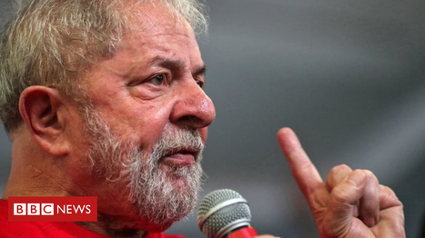 Brazil ex-President Lula loses appeal