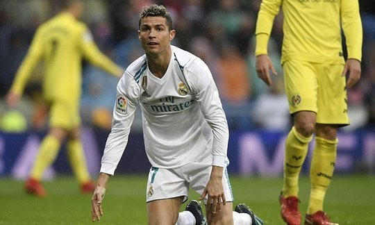 Real Madrid 'prepared to listen to offers' for Cristiano Ronaldo