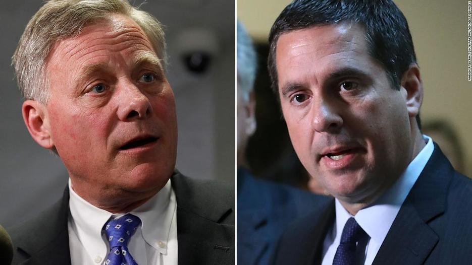 Senate panel denied access to Nunes FISA memo
