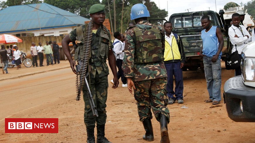 UN peacekeepers 'must not shy from force'