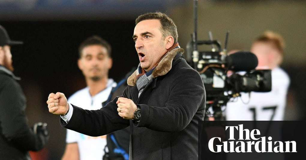 'Hey, you are using a lot of 4G!' – Carlos Carvalhal's Swansea phone bill shock | Football | The Guardian