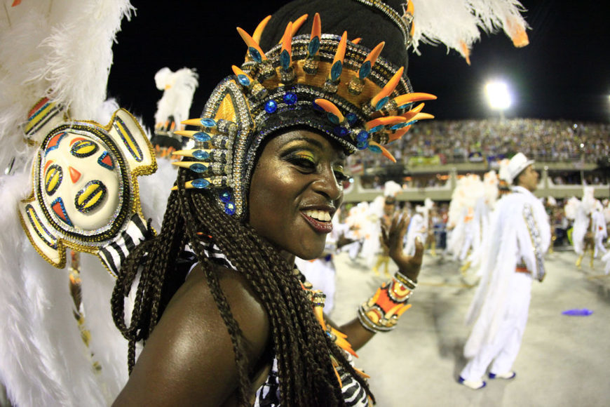 Portela Samba School Ready for Rio 2018 Carnival | The Rio Times | Brazil News